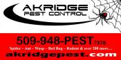 Coupon Offer: SPIDER & INSECT SPRAY STARTING @ $59.95 PER APP