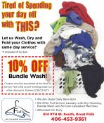 Coupon Offer: 10% OFF Bundle Wash!