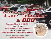 Coupon Offer: 3rd Annual Car Show & BBQ - Black Eagle Community Center