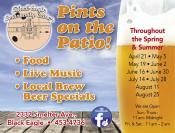 Coupon Offer: Pints on the Patio!