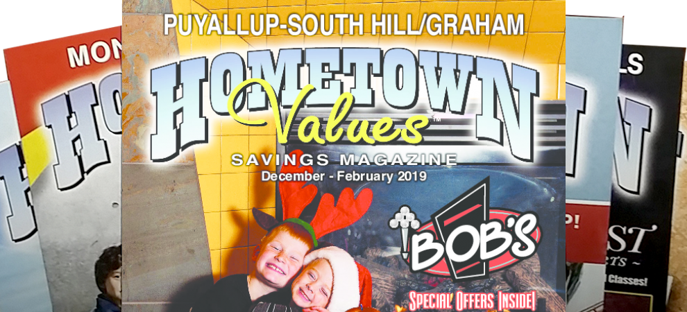 Puyallup South Hill Graham Coupons Free Restaurant Coupons