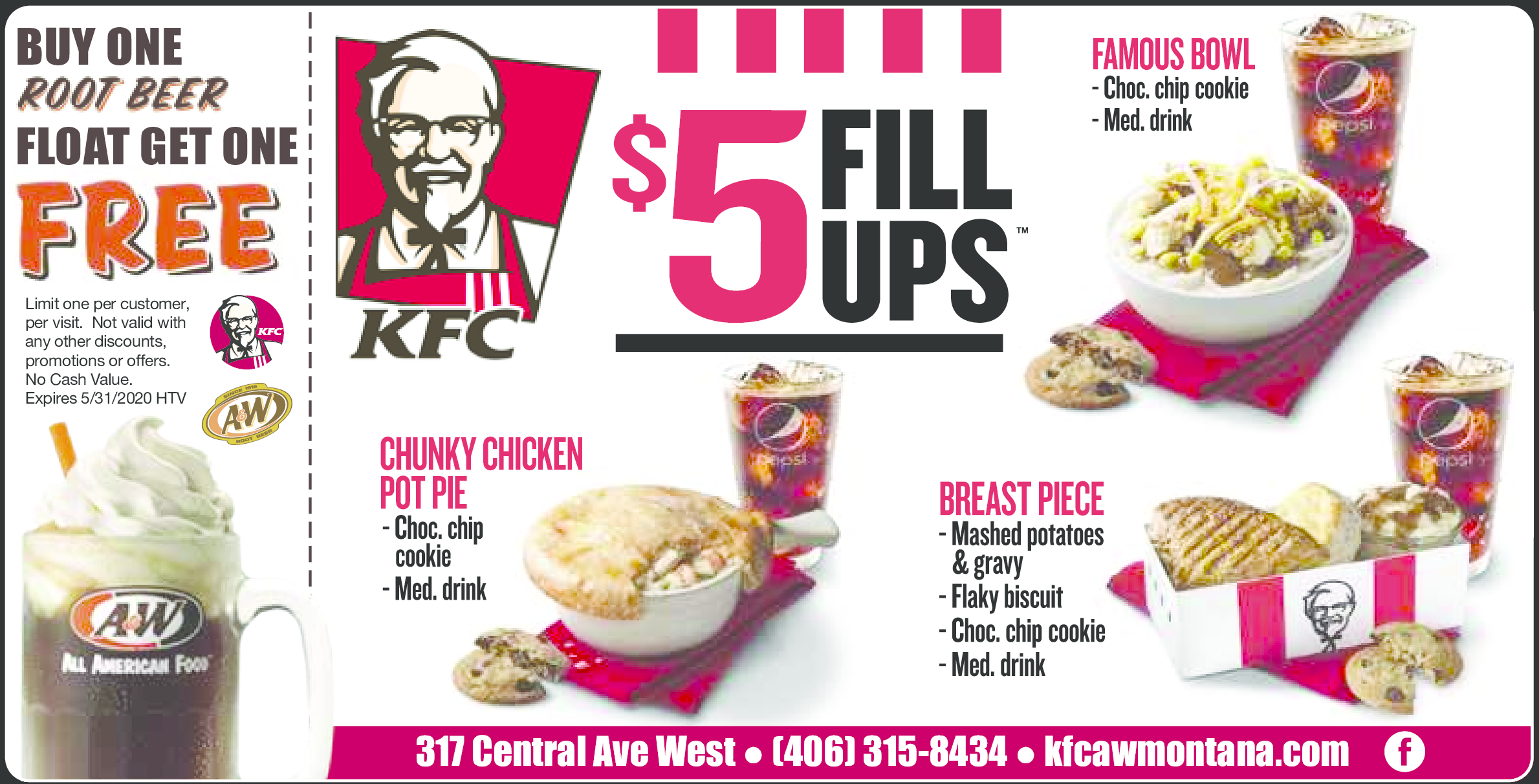 This is a picture of Tactueux Kfc Coupons 2020 Printable