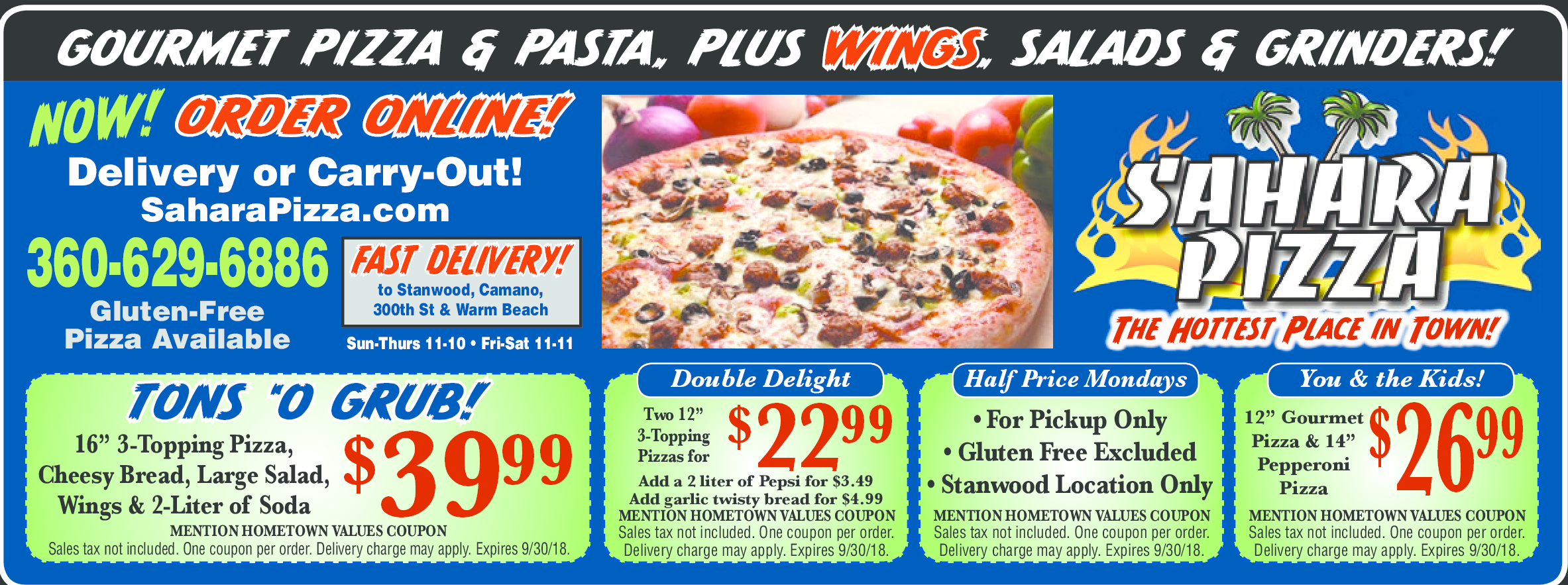 Printable Local Coupons, Free Restaurant Coupons Online