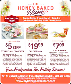Honey Baked Ham Coupons 2020 Printable.The Honey Baked Ham Co Coupons