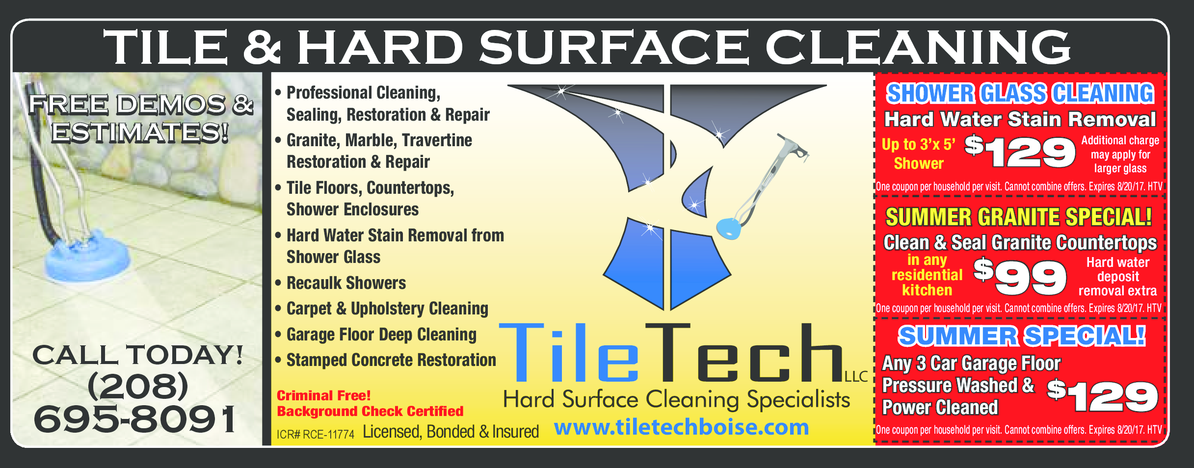 All Tile Tech Coupons 3 View Larger